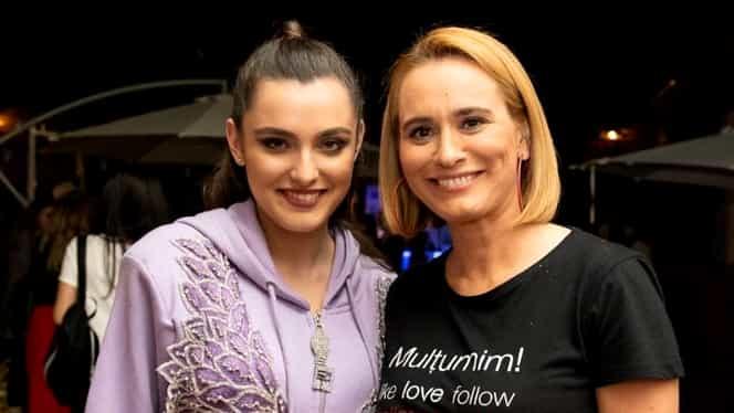 Andreea Esca a reacționat la scandalul dintre Alexia Eram și Antonia. Ce i-a spus fiicei sale