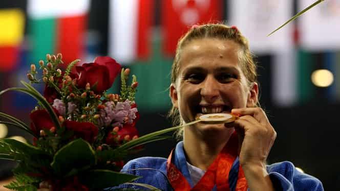 Alina Dumitru, prima judoka din România care a devenit campioană olimpică! Eroina în kimono