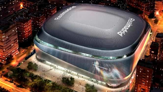"""Se demolează """"Santiago Bernabeu""""! Imagini spectaculoase de la stadionul lui Real Madrid. Foto și video"""