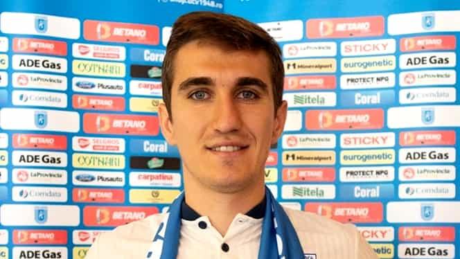 Bogdan Vătăjelu s-a întors la U Craiova! Fundașul a semnat pe 4 ani. FANATIK confirmat
