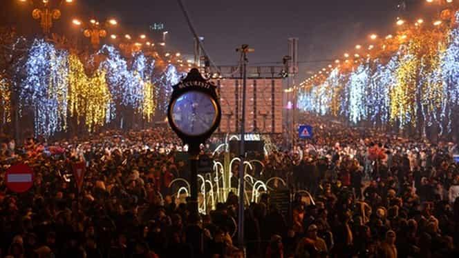 REVELION 2015. Petreceri în aer liber în Bucureşti