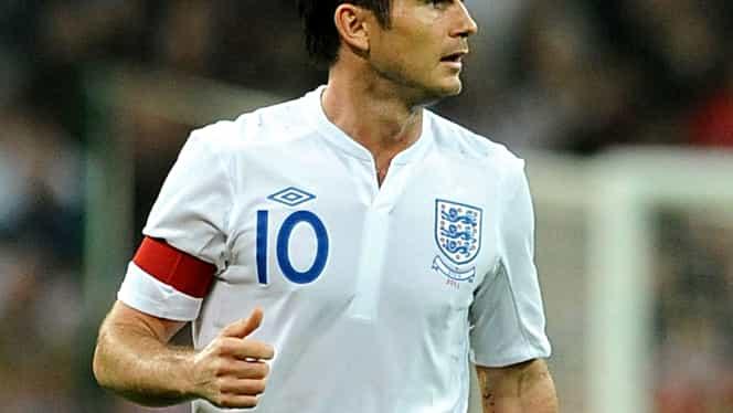 """Frank Lampard îl face PRAF pe Luke Shaw: """"Atunci am ştiut că trebuie să mă retrag!"""""""