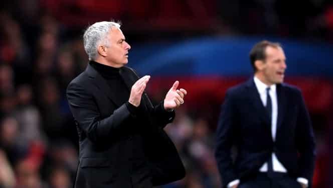 Lista antrenorilor de lux liberi de contract: Mourinho e doar unul dintre ei. La ce cluburi ar putea ajunge