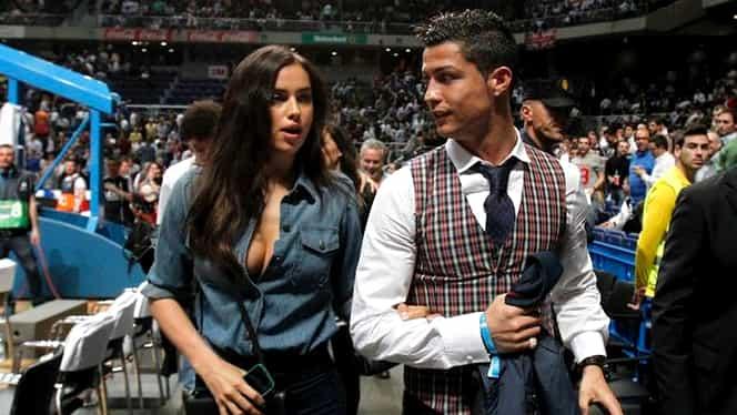 """Irina Shayk despre Cristiano Ronaldo: """"M-a înșelat cu sute de femei"""""""