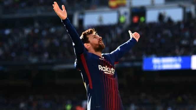 """Messi la Manchester City? Preşedintele """"cetăţenilor"""" a făcut anunţul momentului"""
