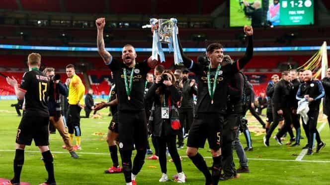 Prețul succesului! Primele imense pe care le va plăti Manchester City dacă va câștiga cele 4 trofee din acest sezon