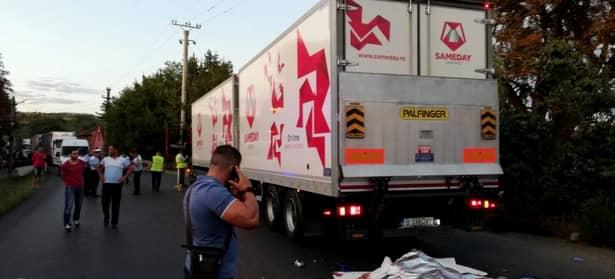 Imagini dure de la tragedia din Arad! Accident