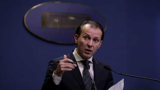 Florin Cîţu a anunțat lansarea programului IMM Invest. Statul garantează creditele acordate întreprinzătorilor