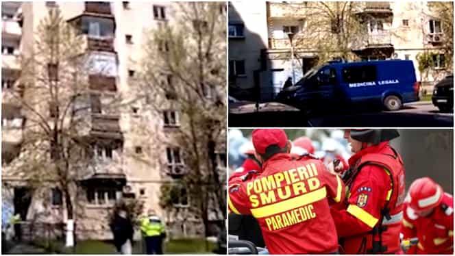 O nouă sinucidere în Capitală. Cine este bărbatul care s-a aruncat de la etajul opt al unui bloc