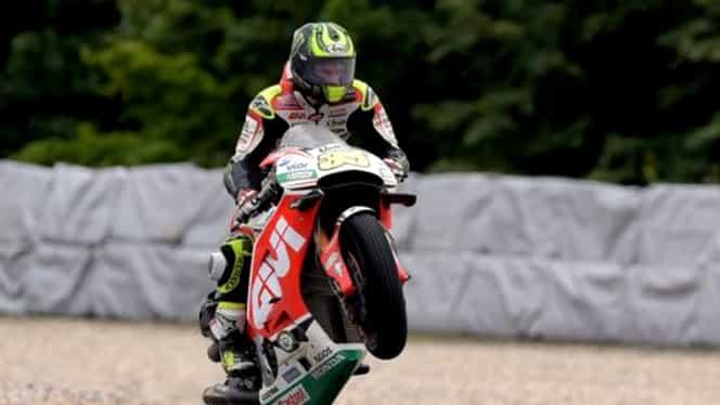 Ce SURPRIZĂ! Crutchlow cîştigă cursa de MotoGP de la Brno. Rossi a încheiat pe 2