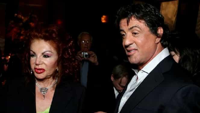 Mama lui Sylvester Stallone a murit. Ce s-a întâmplat cu renumita Jackie Stallone