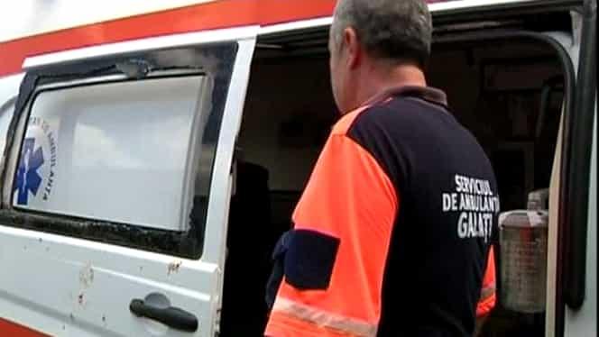 Bătaie sîngeroasă în ambulanţă, cadre medicale rănite