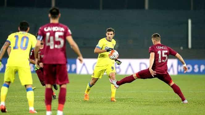 Ce GHINION! Steaua nu a marcat şi a DISTRUS biletul unui parior!