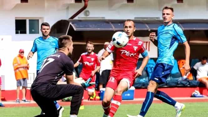 Metaloglobus Bucuresti – UTA Arad 0-0 VIDEO în Liga 2 18/19