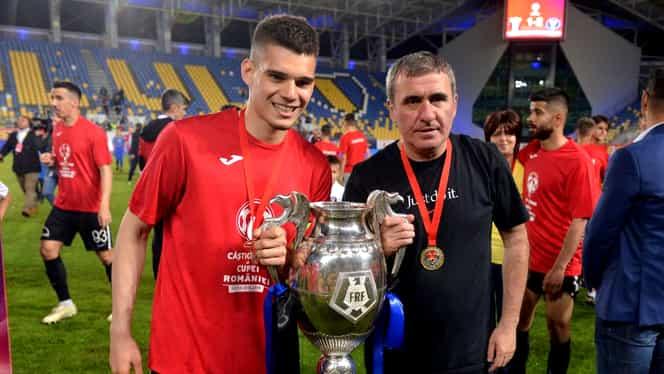 Turneul final al copiilor! Ce fii de foști fotbaliști joacă la Euro U21