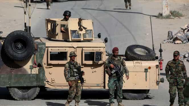 Doi militari români au fost răniți în Afganistan. Care este starea lor
