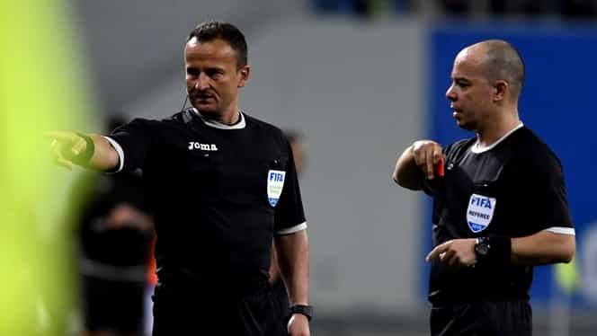 """Gică Popescu îl face praf pe arbitru după raportul publicat de FANATIK: """"Cum a auzit înjurătura lui Anghel și pe cea a lui Bancu nu?"""" EXCLUSIV"""