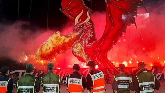 Top 10 cele mai impresionante coregrafii din fotbal în 2019! Steaua Roșie Belgrad, doar pe locul patru. VIDEO + galerie foto