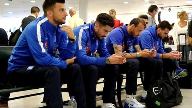 EURO 2016. Probleme pentru Grecia înainte de meciul din Feroe! Partida se poate AMÎNA