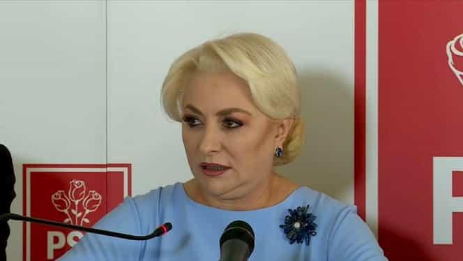 Cum s-a îmbrăcat Viorica Dăncilă la congresul PSD. Detaliul care a atras atenția la vestimentația premierului FOTO