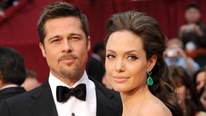 Noua iubită a lui Brad Pitt seamană leit cu Angelina Jolie. Cine e actrița cu 30 de ani mai tânără care i-a sucit mințile