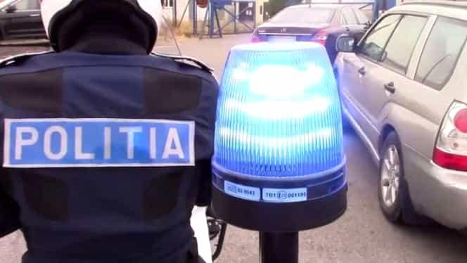 VIDEO. Poliţia Rutieră, acţiune surpriză pentru şoferii vitezomani pe Autostrada Soarelui