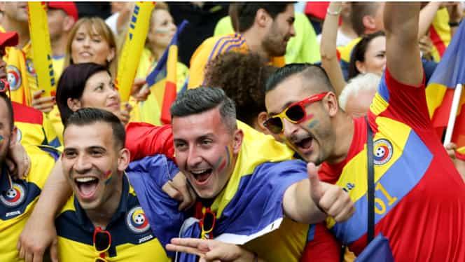Forța și frumusețea fotbalului cu și pentru români. Cele mai frumoase imagini în GALERIE FOTO