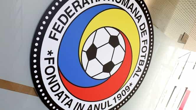 Stemă nouă pentru FRF! Cum arată sigla aleasă de Răzvan Burleanu. FOTO