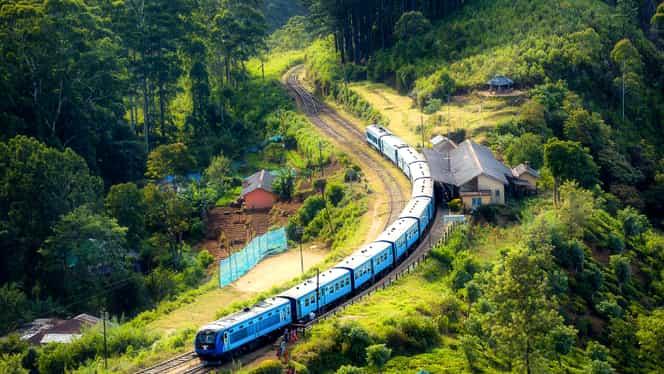 Trenurile din România circulă cu o viteză sub cea a unei trotinete electrice! Media vitezei CFR este revoltător de mică