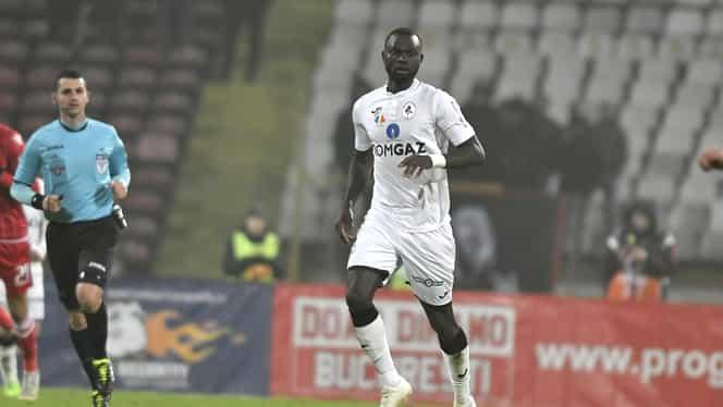Nervos după ratarea transferului la FCSB, Boubacar Fofana s-a bătut cu colegii la antrenament. EXCLUSIV