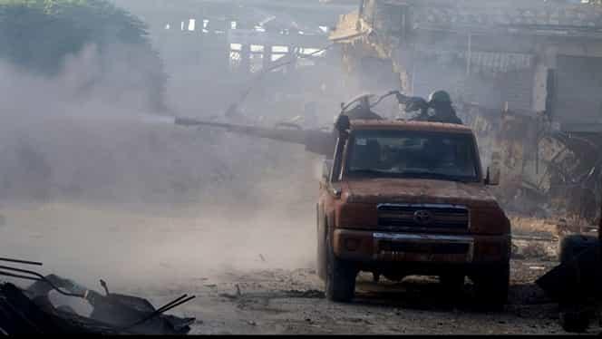 Atac cu arme chimice în Siria. Cel puţin şapte morţi şi peste 20 de răniţi