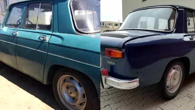 Aceasta este cea mai ieftină Dacia 1100 aflată la vânzare în acest moment