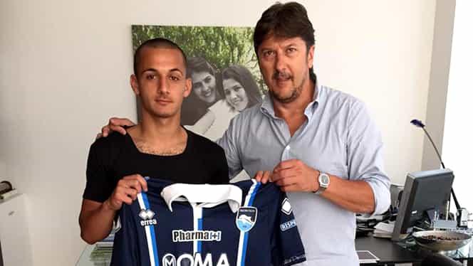 OFICIAL / Încă un jucător EXPORTAT de Hagi! Italienii au anunţat transferul mijlocaşului