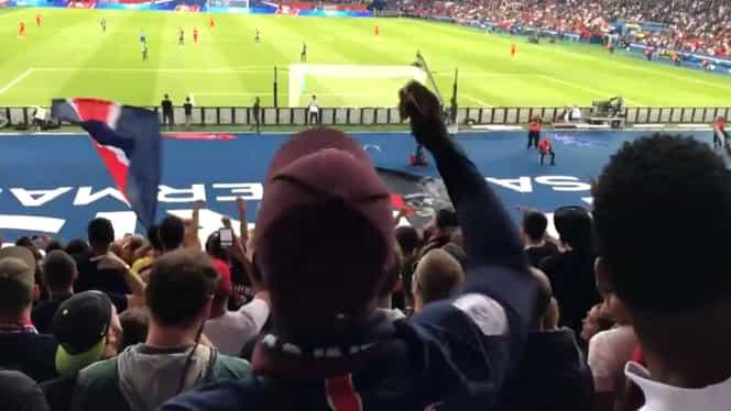 Fanii lui PSG l-au scos de la suflet pe Neymar. Ce mesaj dur au afişat pentru brazilian la meciul cu Nîmes
