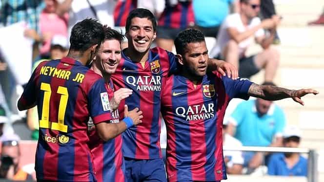 VIDEO / Barcelona aproape de un nou titlu! Pedro a marcat golul SERII în Europa