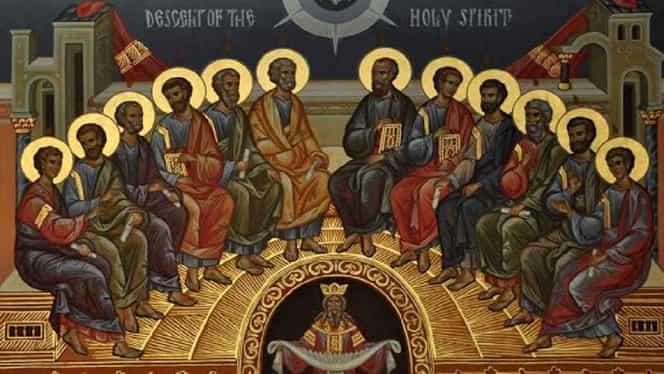 Calendar ortodox: Când pică Înălţarea Domnului şi Rusaliile în 2021