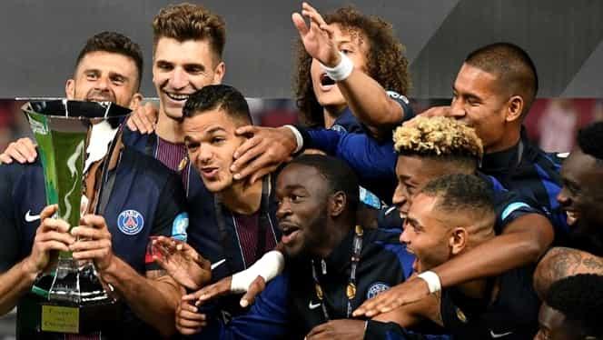 VIDEO. Se descurcă şi fără Ibrahimovic! PSG a cîştigat primul trofeu din noul sezon
