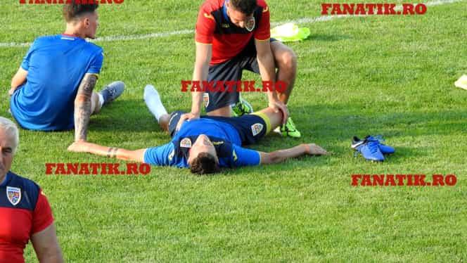 Cristi Manea și Adrian Rus, probleme înainte de România – Croația! EXCLUSIV