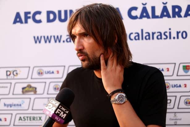 Dan Alexa ar putea antrenorul lui Dinamo după ce Bratu a fost demis, el fiind propus de Anamaria Prodan