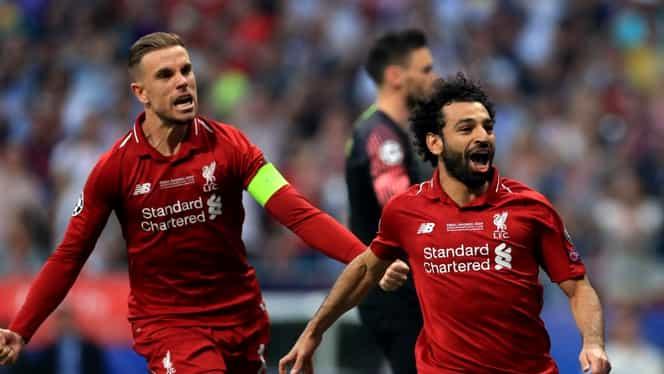 Câţi bani a luat Liverpool pentru câştigarea Champions League 2019. Suma e imensă!
