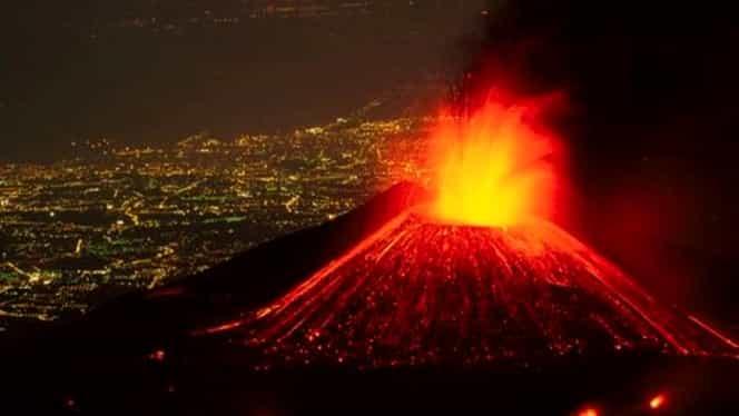 Un vulcan ar putea erupe în România! Acesta este locul unde lava fierbe, iar procentul rocilor topite atinge 45%