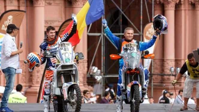 Performanţă fabuloasă! Un român a cîştigat Raliul Dakar