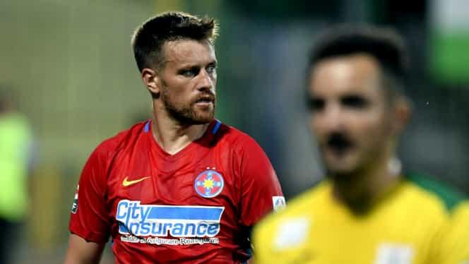 """Cum i-a motivat Mihai Pintilii pe jucătorii de la FCSB înaintea meciului cu Vitoria Guimaraes. """"Nu mă așteptam să se afle!"""" FANATIK confirmat"""