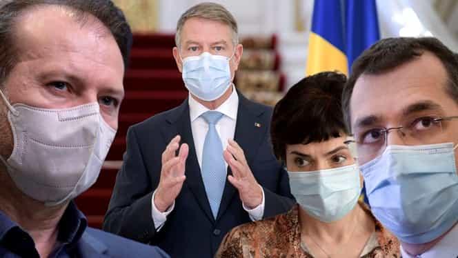 Oficial! Vlad Voiculescu, demis! Florin Cîțu este ministrul interimar al Sănătății. Care este prima decizie luată de premier