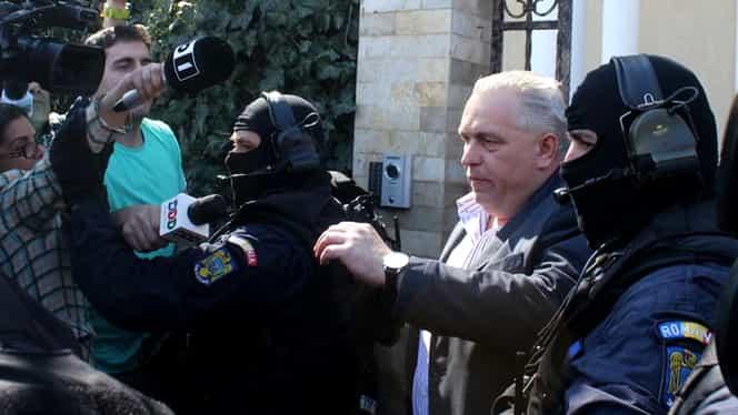 Nicuşor Constantinescu dus cu mascaţii la DNA