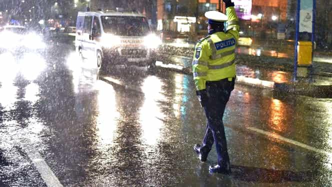 Șeful Poliției Bolintin Vale a fost schimbat din funcție. A bătut un bărbat încătușat
