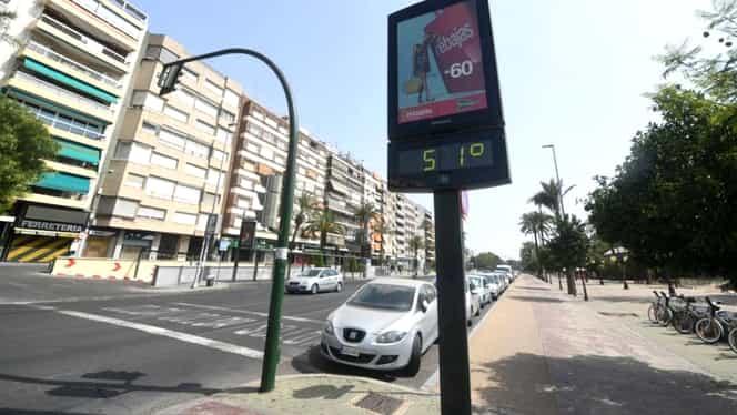 Cod roșu de caniculă în Franța și Spania. Europa, lovită de un val saharian. Temperaturi record pe continent