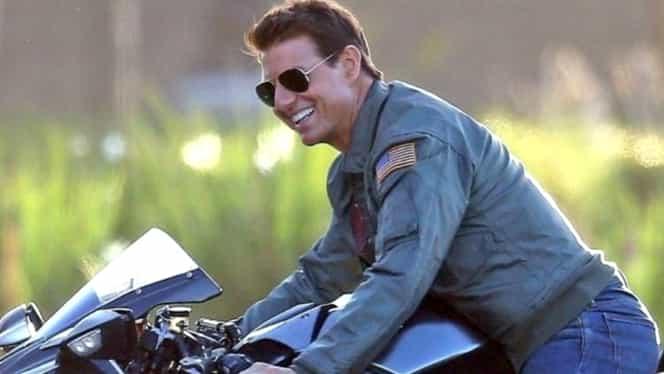 Când apare Top Gun 2. Trailerul oficial a fost lansat deja. Cum arată Tom Cruise la 34 de ani după primul Top Gun