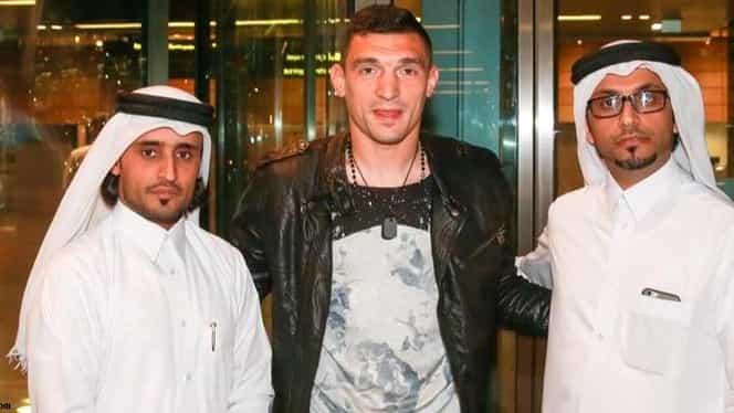 VIDEO / Claudiu Keşeru a debutat pentru Al Gharafa!