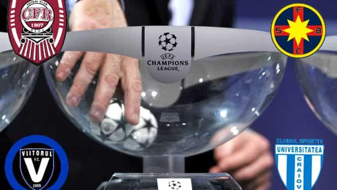 De ce nu mai avem echipe românești în grupele Champions League și Europa League! Analiza lui Andrei Vochin